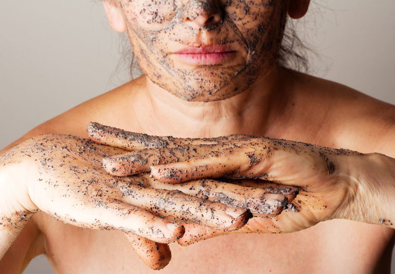 How to exfoliate your face skin properly?