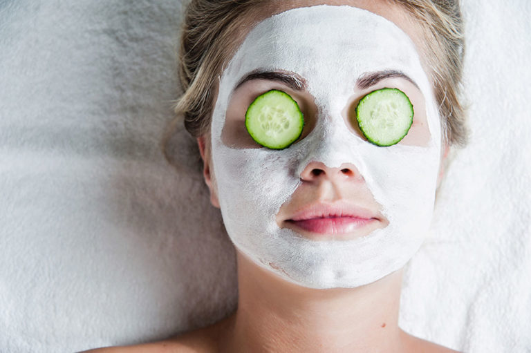 Homemade face masks – super simple and great recipes