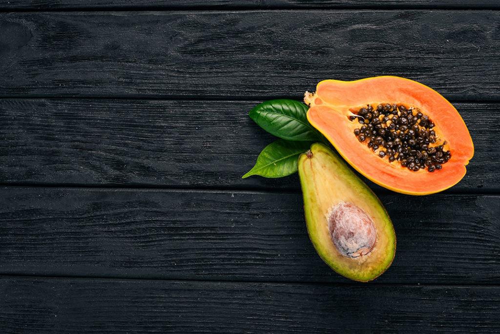 Papaya, a perfekt ingredient for homemade face masks