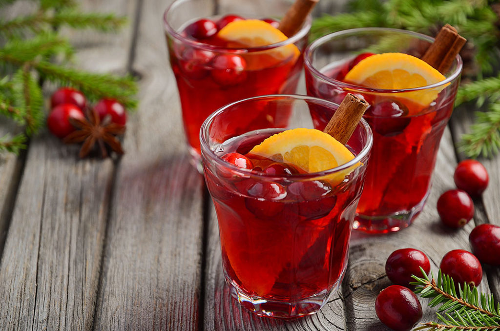 tasty Cranberry Punch