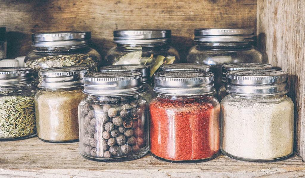 Seasoned salt and spices